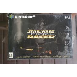 STAR WARS RACER Nintendo 64 - Nuevo Precintado