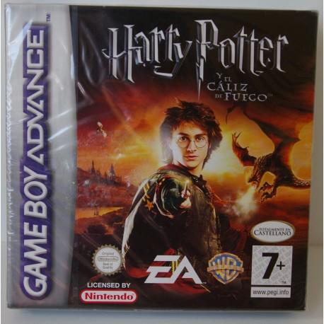 Comprar Harry Potter Y El Caliz De Fuego Game Boy Advance
