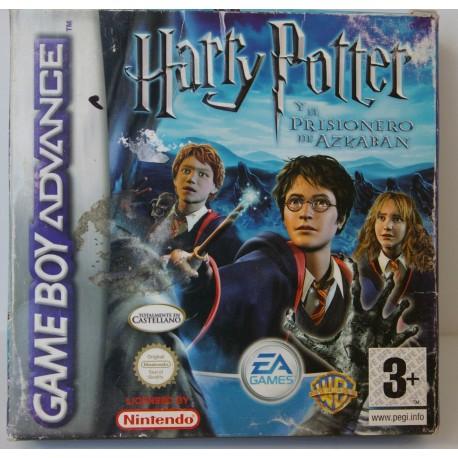 Comprar Harry Potter Y El Prisionero De Azkaban Game Boy Advance