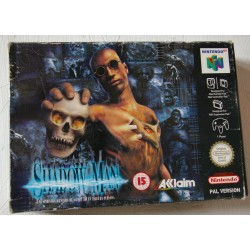 SHADOWMAN Nintendo 64 - Usado, con manual