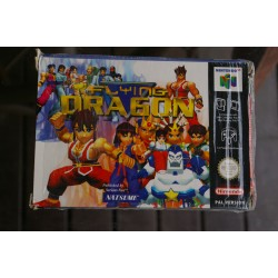 FLYING DRAGON NINTENDO 64 - Usado, completo.