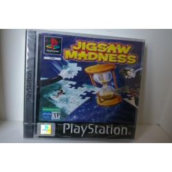 JIGSAW MADNESS PSX - Nuevo Precintado, caja rota