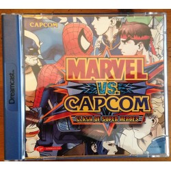 MARVEL vs CAPCOM Dreamcast DC - usado, cd impecable