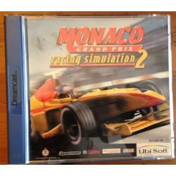 MONACO GRAND PRIX DREAMCAST DC - Usado, completo