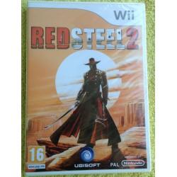 RED STEEL 2 NINTENDO Wii - Nuevo Precintado