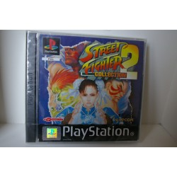 STREET FIGHTER COLLECTION 2 PSX -Nuevo Precintado.