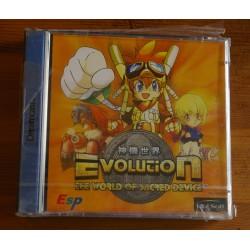 EVOLUTION DC Dreamcast- Nuevo Precintado