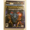 CHAMPIONS : RETURN to ARMS PS2 - Nuevo Precintado