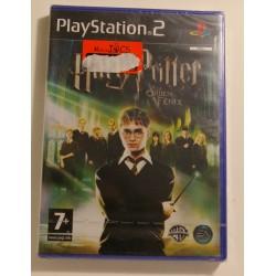 HARRY POTTER Y LA ORDEN DEL FENIX PS2 -Nuevo Precintado