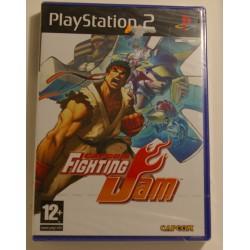 CAPCOM FIGHTING JAM PS2 - Nuevo Precintado