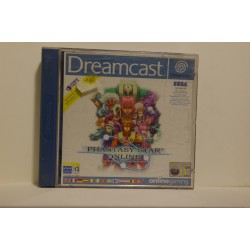 Phantasy Star Online - Dreamcast - Usado,