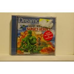 Army Men Sarges Heroes -Dreamcast - Nuevo Precintado