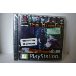 THE MISSION PSX - Nuevo Precintado. Caja rota