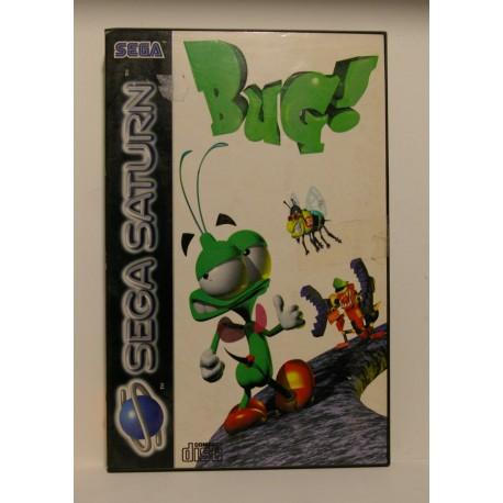 BUG - Sega Saturn