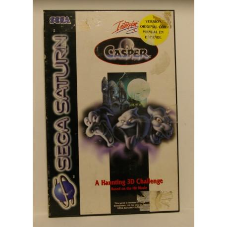 CASPER - Sega Saturn