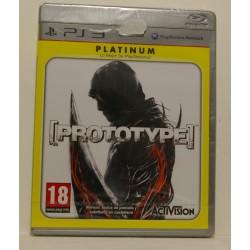 PROTOTYPE - PS3 Platinum - Nuevo Precintado