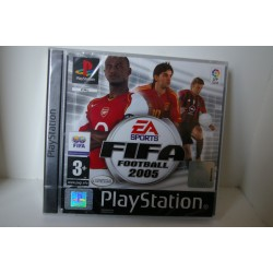 FIFA 2005 PSX - Nuevo Precintado