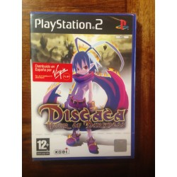 DISGAEA : Hour of Darkness PS2 - Nuevo Precintado