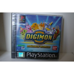 DIGIMON WORLD PSX -Nuevo precintado