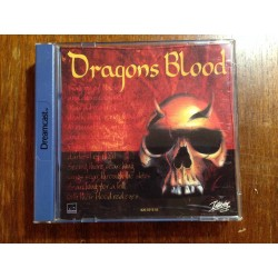 DRAGONS BLOOD Dreamcast - Usado, completo. Caja Rota