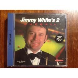 JIMMY WHITE´S 2 Dreamcast - Usado, completo. Caja un poco rota