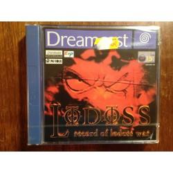 RECORD OF LODDOSS WAR Dreamcast - Nuevo Precintado - caja rota