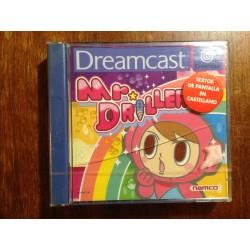 Mr. DRILLER Dreamcast - Nuevo Precintado . Caja Rota