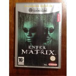 Enter the Matrix Platinum GameCube -Usado, sin manual
