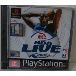 NBA LIVE 2001 PSX -Nuevo precintado.