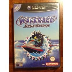 WAWERACE BLUESTORM GAME CUBE - Nuevo Precintado