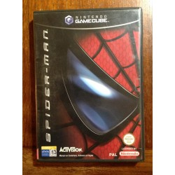 SPIDER-MAN Game cube - Usado, completo