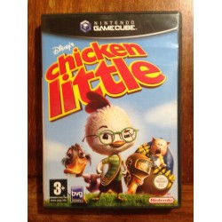 DISNEY´S CHICKEN LITTLE Game cube - Usado, completo