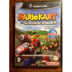 MARIO KART DOUBLE DASH GAME CUBE - Usado, completo