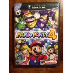 MARIO PARTY 4 Game Cube - Usado, completo
