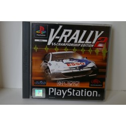 V-RALLY 2 PSX -Usado, con manual