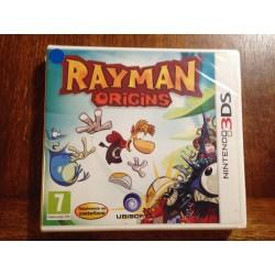 RAYMAN ORIGINS Nintendo 3DS - Nuevo Precintado