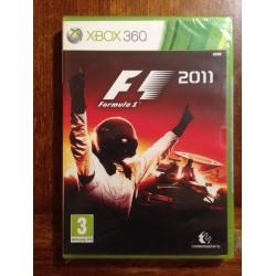 F1 2011 XBOX 360 -Nuevo Precintado