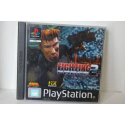 FIGHTING FORCE 2 PSX -Usado, con manual