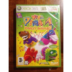 VIVA PIÑATA Party Animals XBOX 360 - Nuevo Precintado