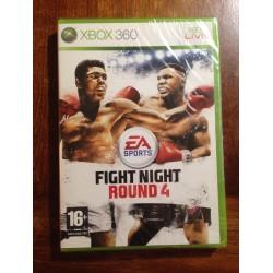 FIGHT NIGHT ROUND 4 XBOX 360 - Nuevo Precintado