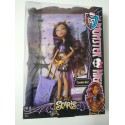 Clawdeen Wolf Scaris deluxe NUEVO - Monster High