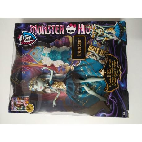 Frankie Stein Monster High 13 deseos - NUEVO