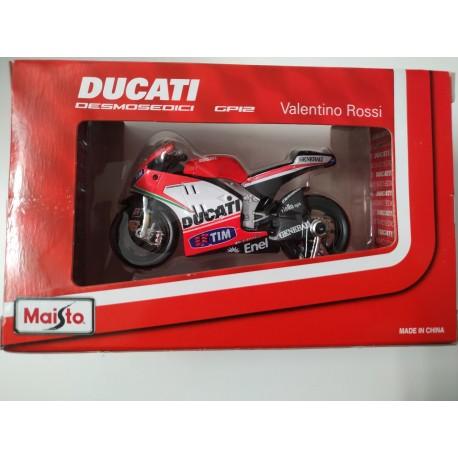Moto DUCATI Valentino Rossi NUEVA