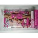 Barbie Glitter Manicure NUEVA CAJA IMPECABLE