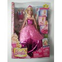 BLAIR Barbie Escuela de Princesas - NUEVA IMPECABLE