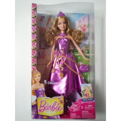 Delancy Barbie Escuela de Princesas - NUEVO IMPECABLE