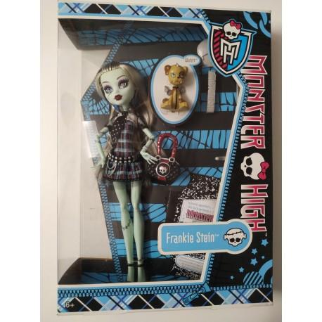 Monster High - Frankie Stein Diario Secreto - NUEVO