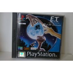 E.T. EL EXTRATERRESTRE : MISION INTERPLANETARIA PSX -Usado, con manual
