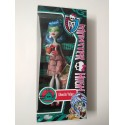 Monster High Ghoulia Yelps Skull Shores - NUEVO
