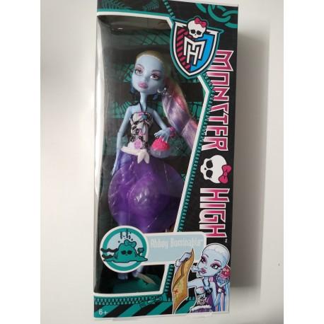 Monster High - Abbey Bominable Isla Calavera -NUEVA